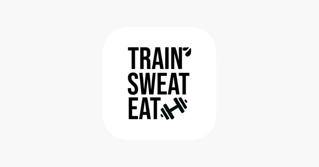 train sweat eat