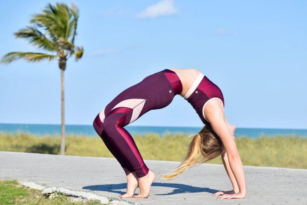 anastasia yoga