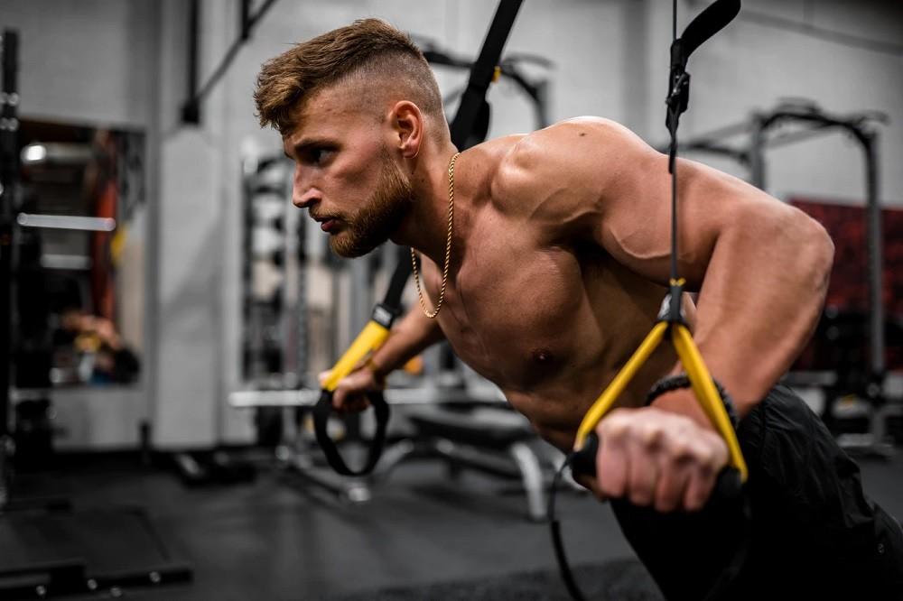 sportif muscle
